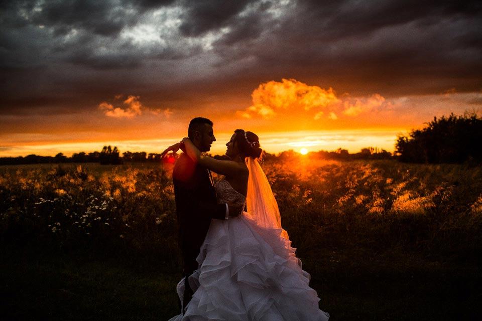 sesja podczas wesela