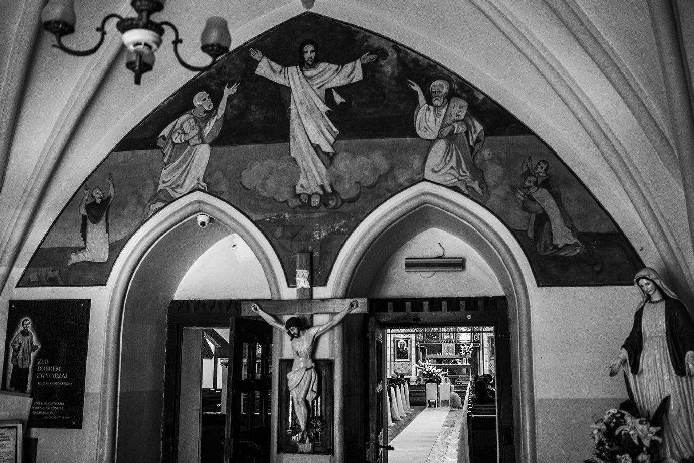 kościół na slub w szczecinku