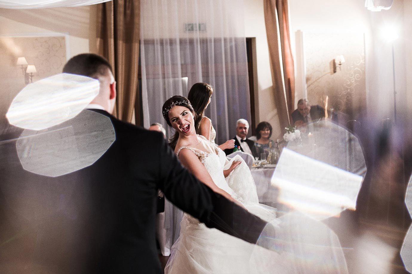 dobra zabawa w czasie wesela