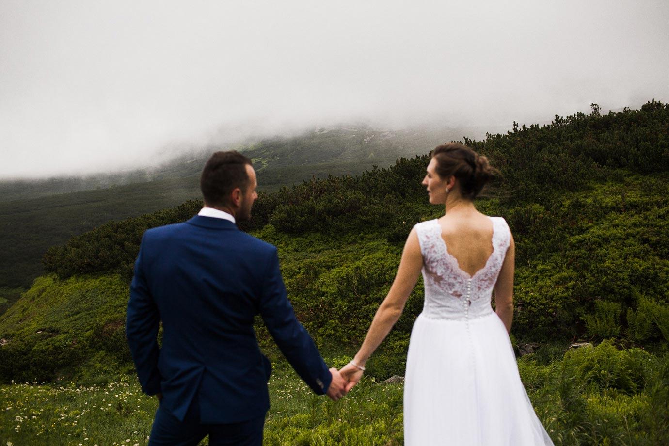 Ślub z widokiem na Tatry