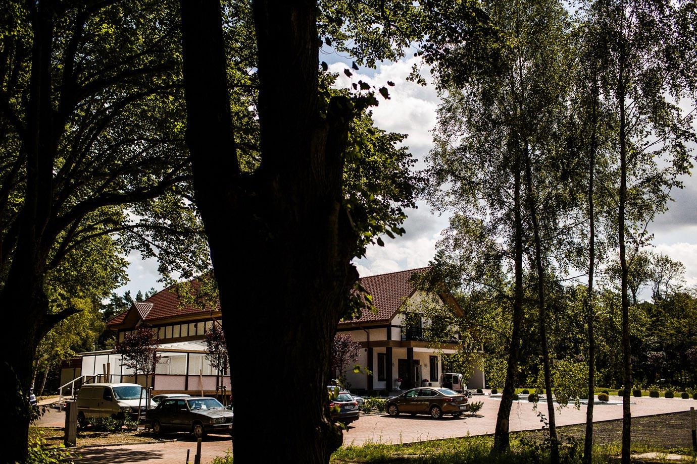 hotel bukowy park szczecin