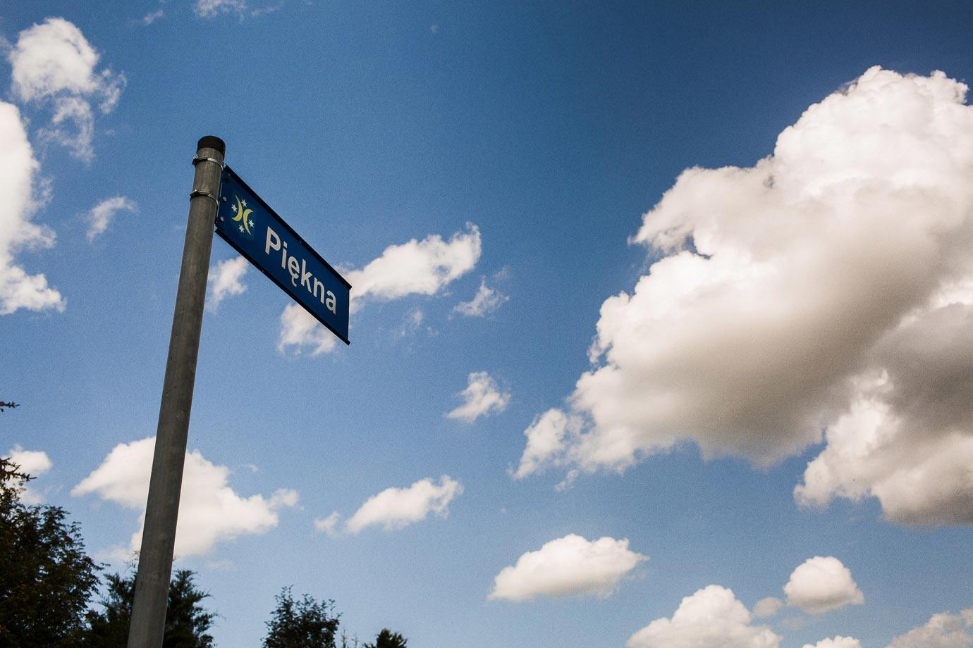 ulica piękna szczecin
