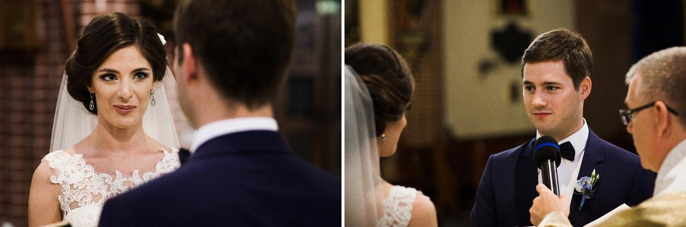 zdjęcia z przysięgi ślubnej