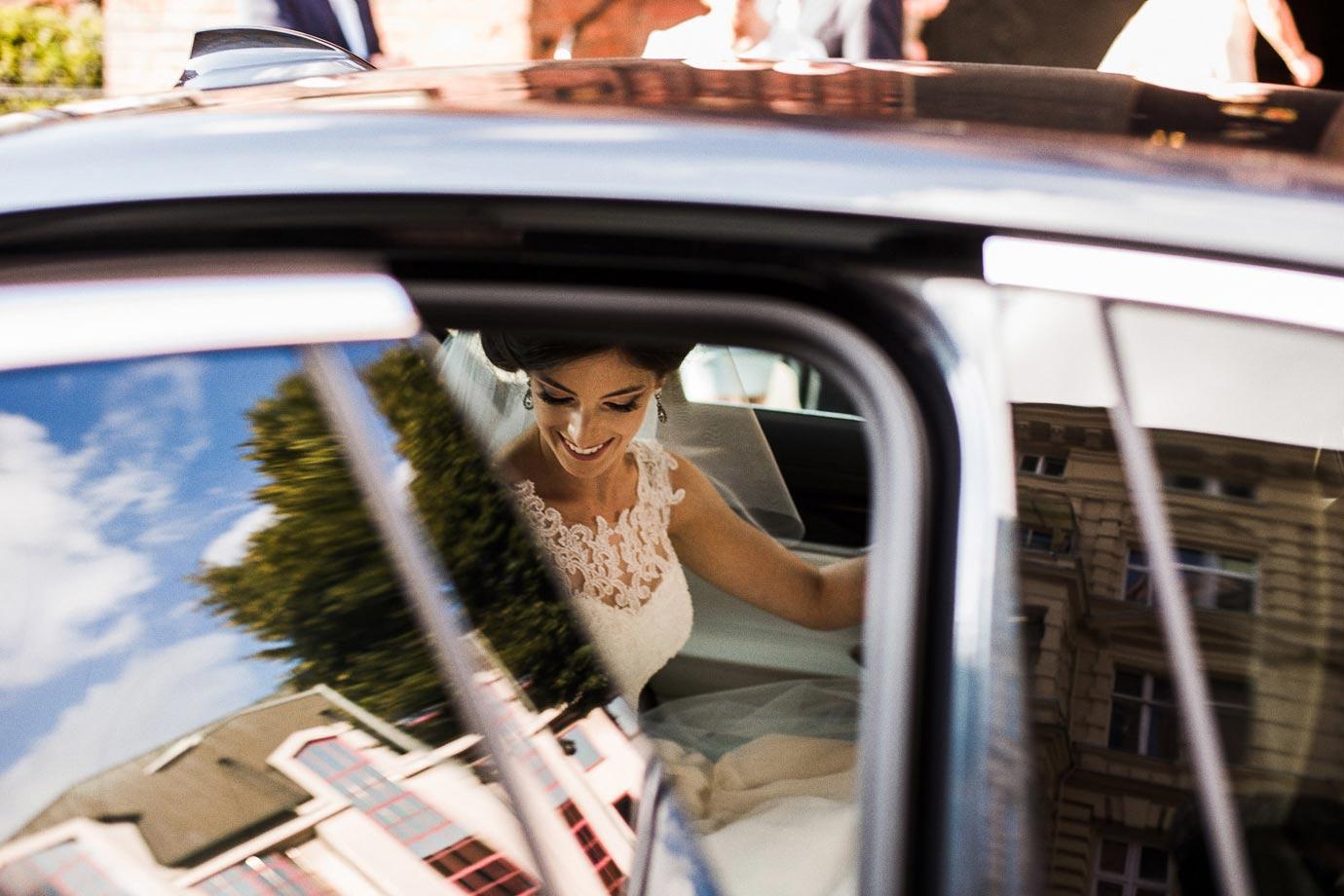 samochód do ślubu szczecin
