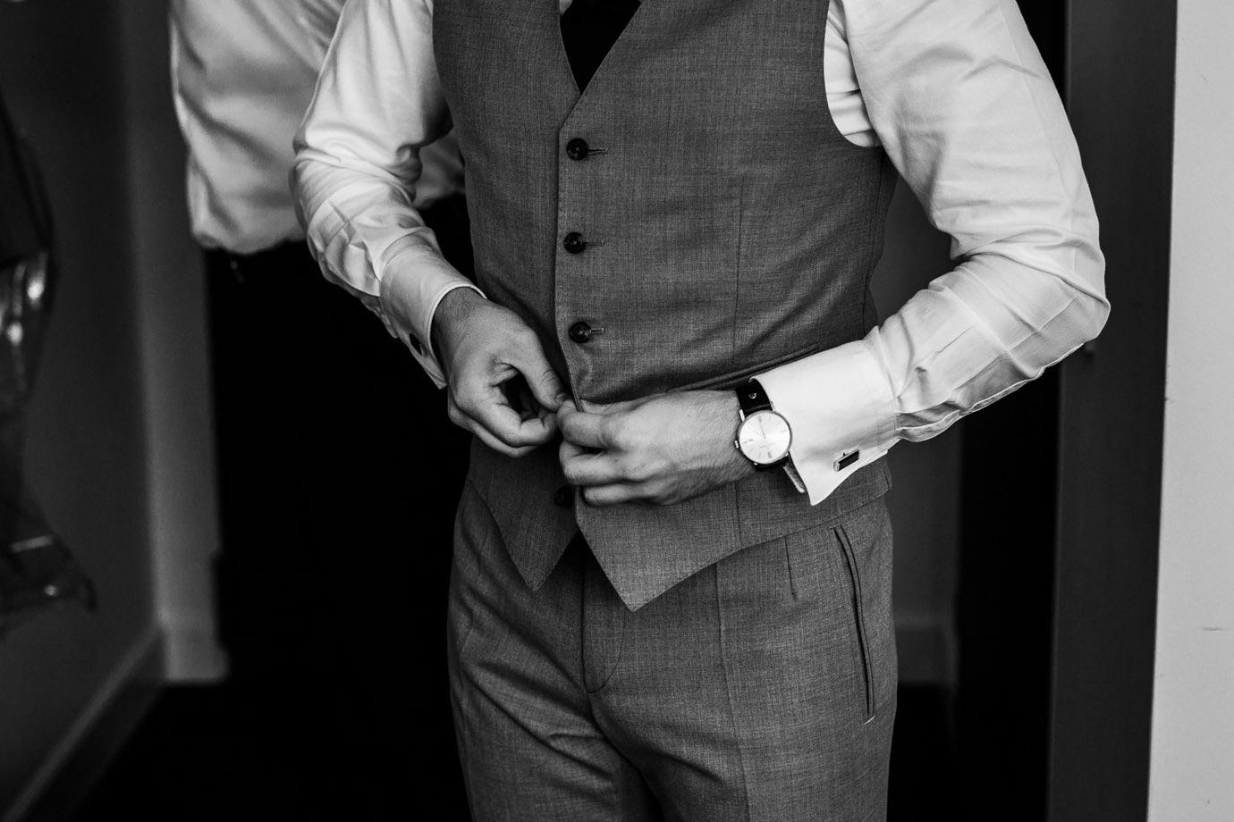 dobry garnitur do ślubu