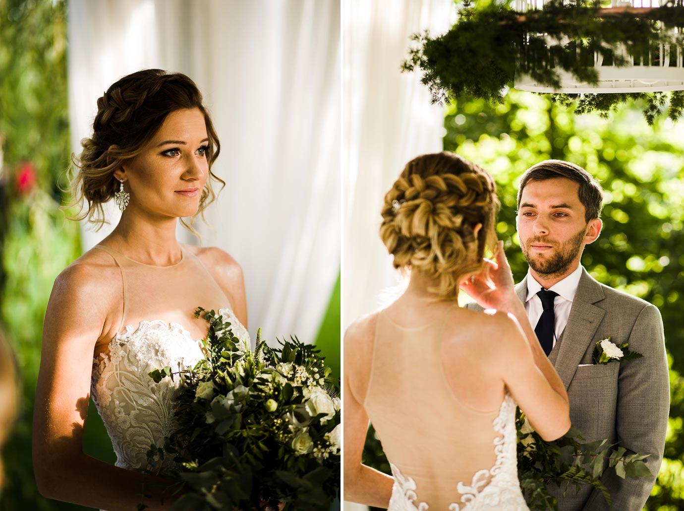 plenerowy ślub w szczecinie