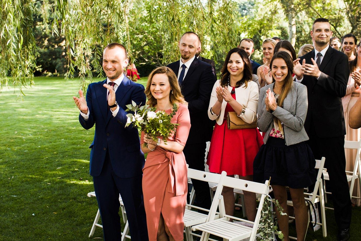 Czepino ślub plenerowy