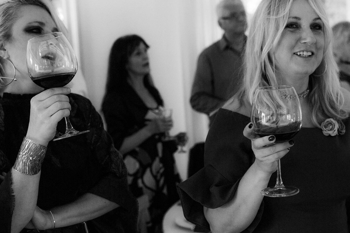 wino czy szampan na weselu