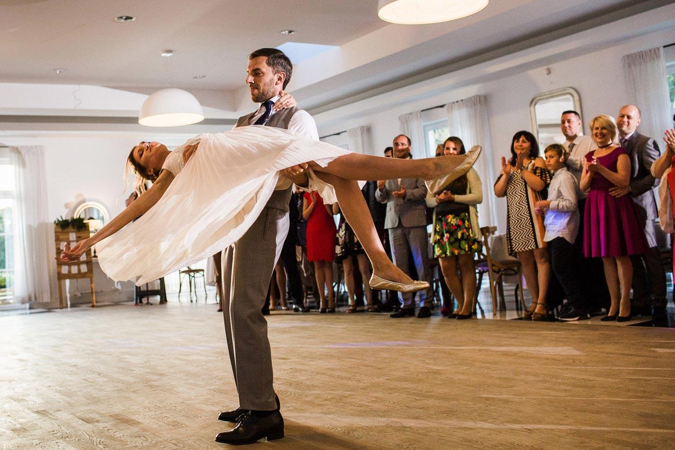 układ taneczny na ślub