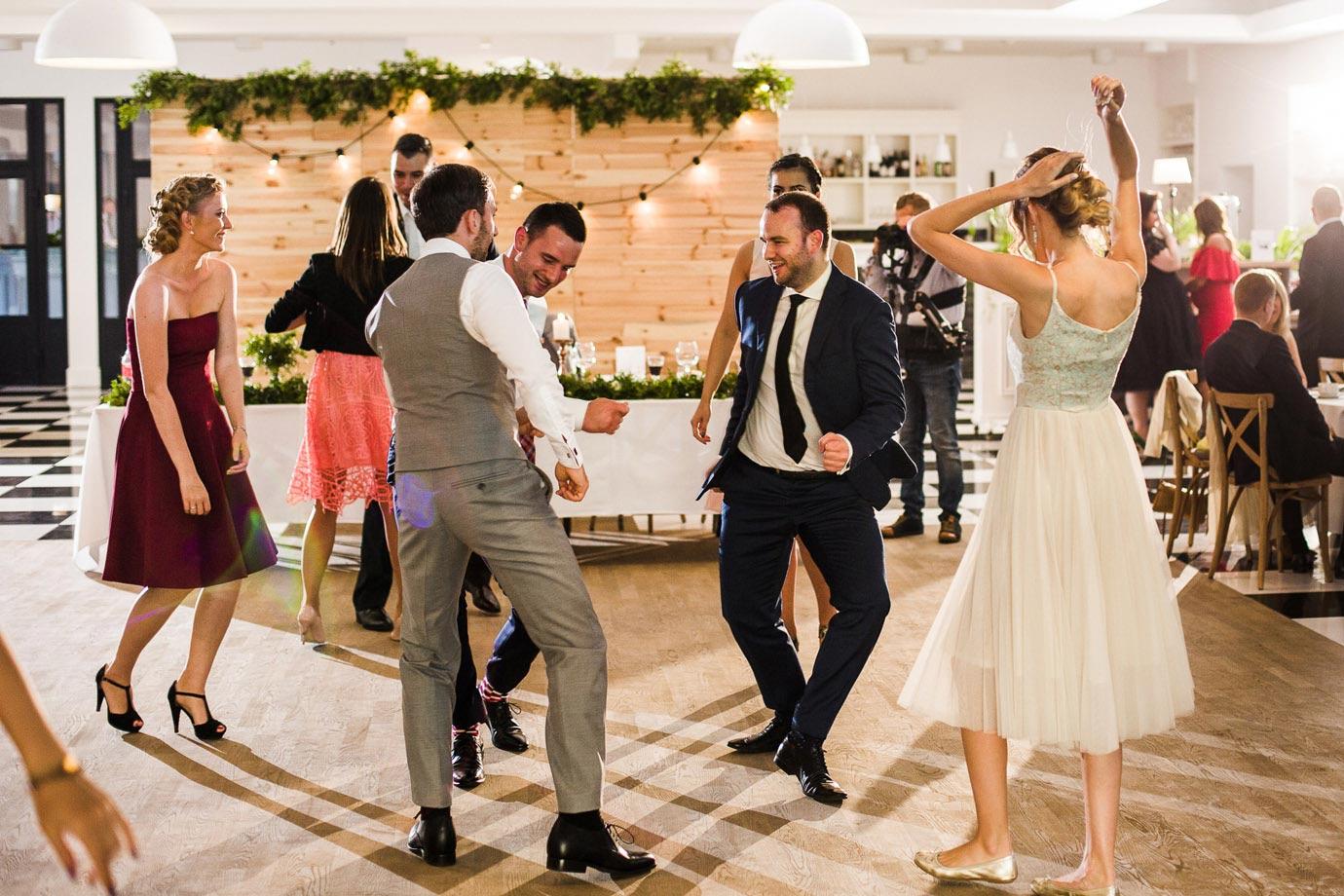 dobra zabawa na ślubie