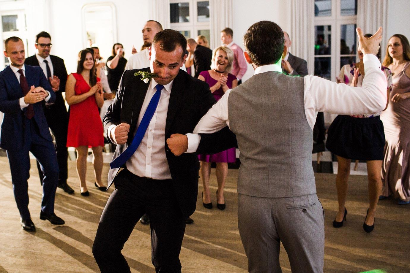 dobra impreza na weselu