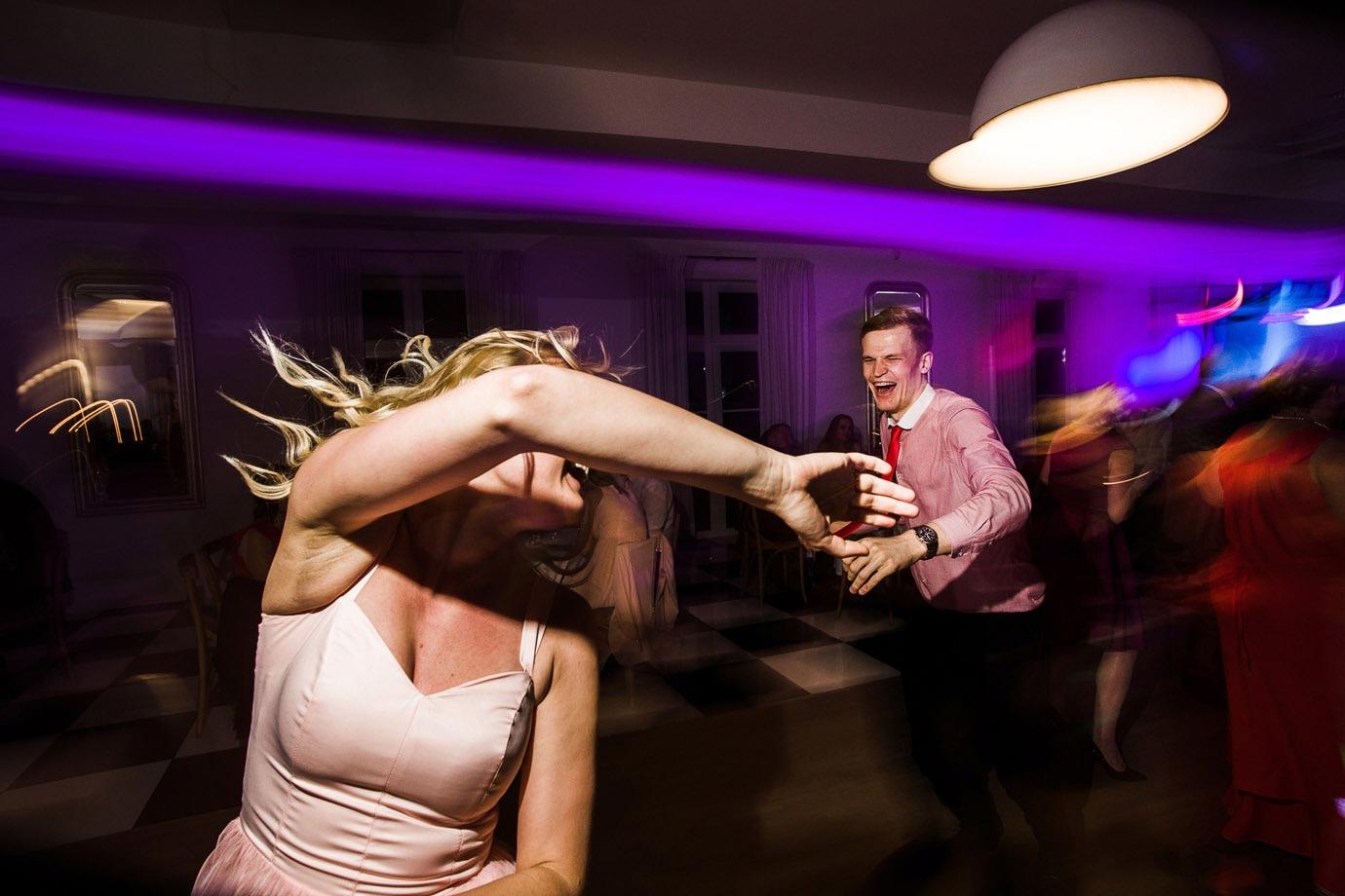 tańce n weselu