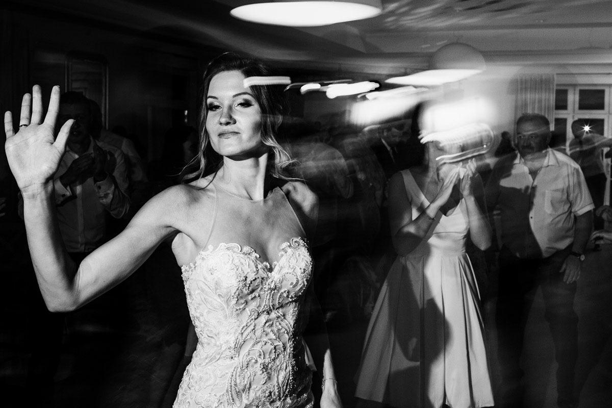 reportaż ze ślubu w białej wstążce