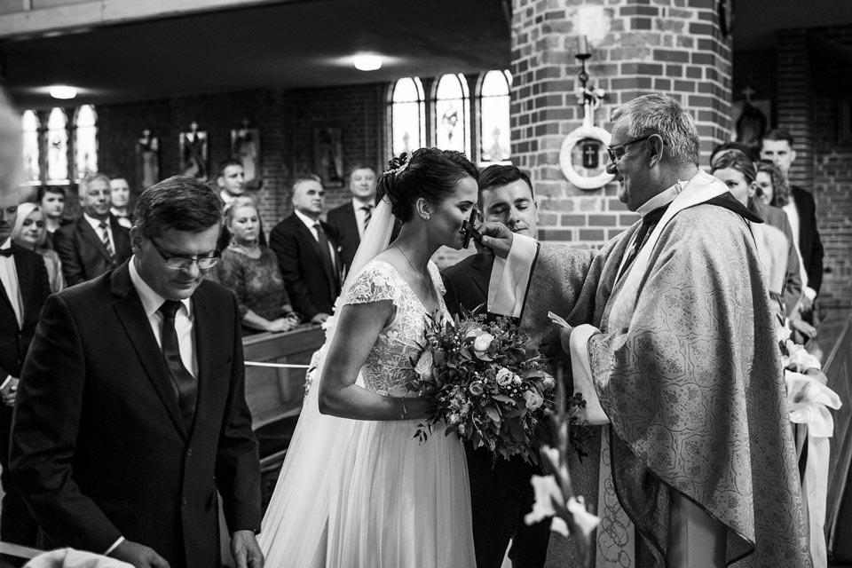 ślub w wolinie