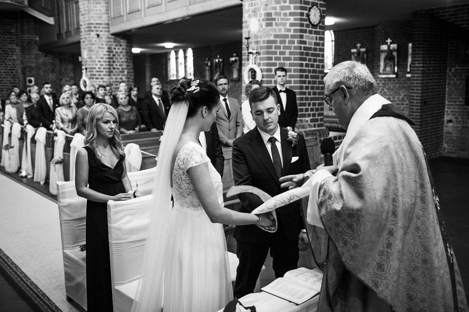 cereonia ślubna