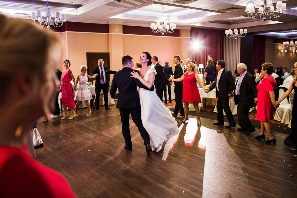 aurora hotel przyjęcie weselne