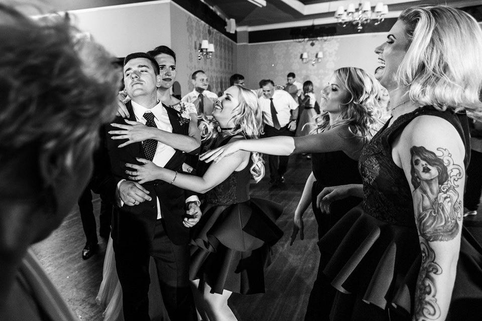 żarty na weselu