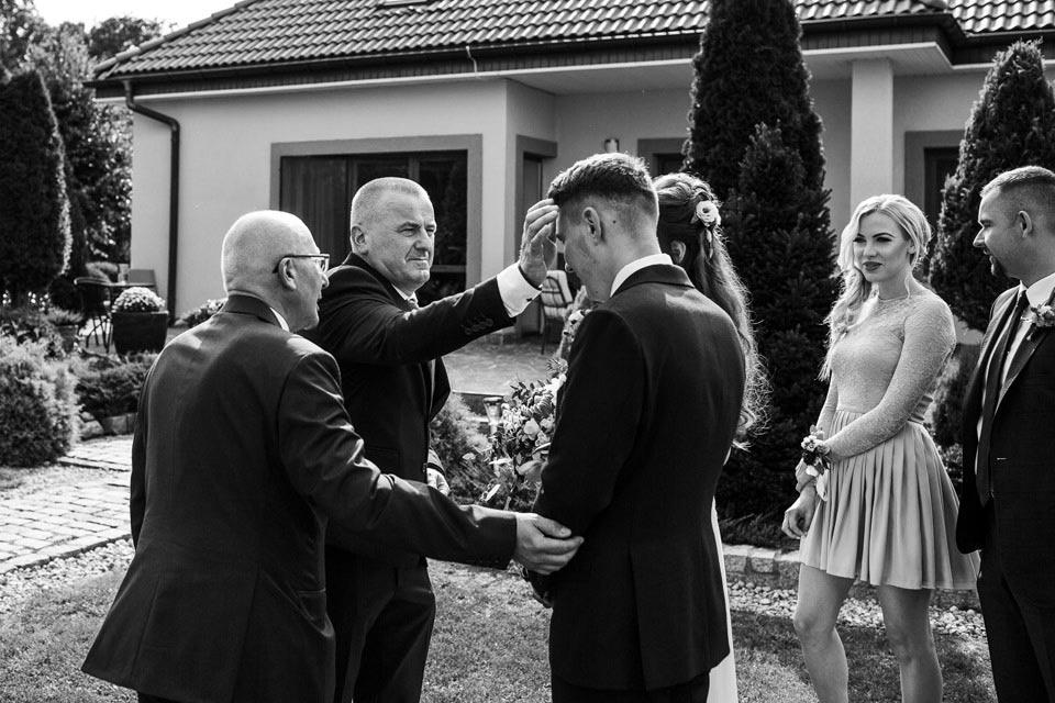 polskie tradycje na ślubie