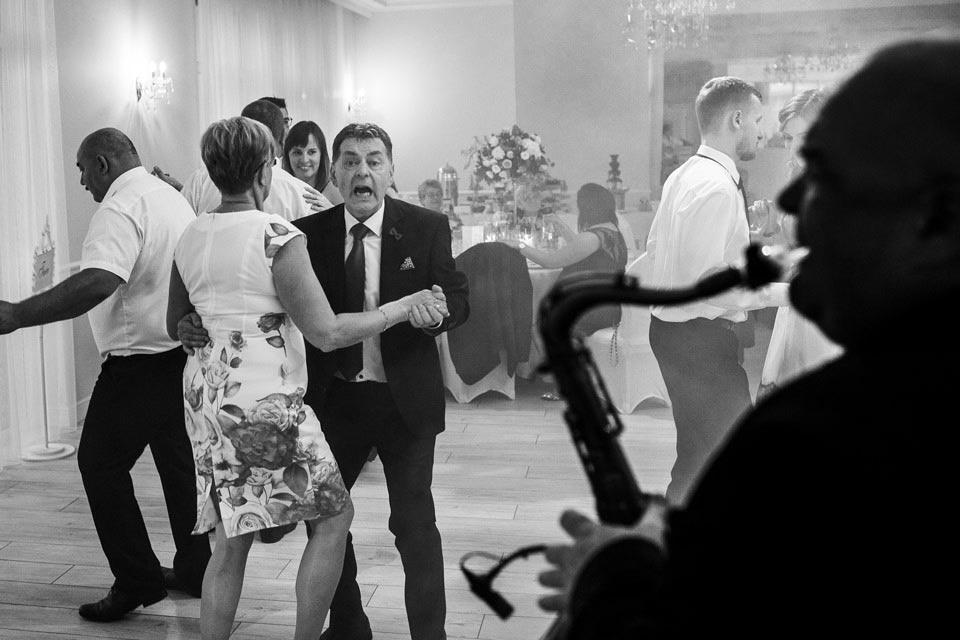 dobra zabawa na weselu