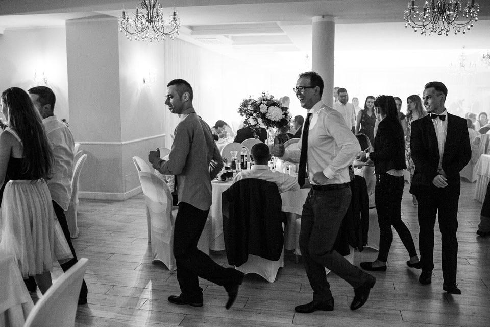 panowie na weselu