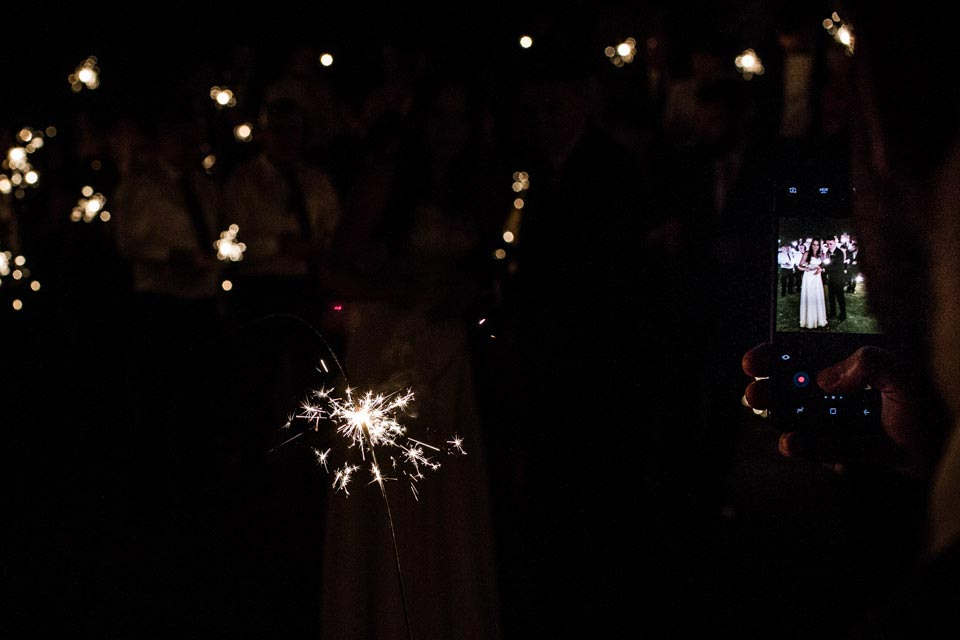 koniec wesela