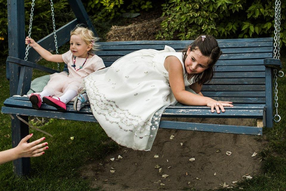 Dzieci na weselach
