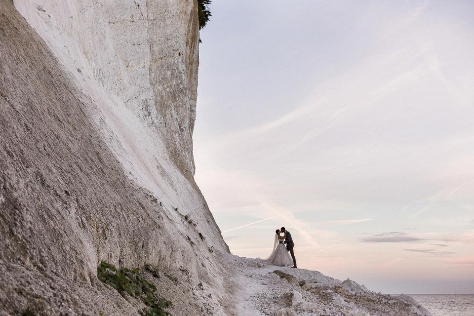 rugia sesja ślubna