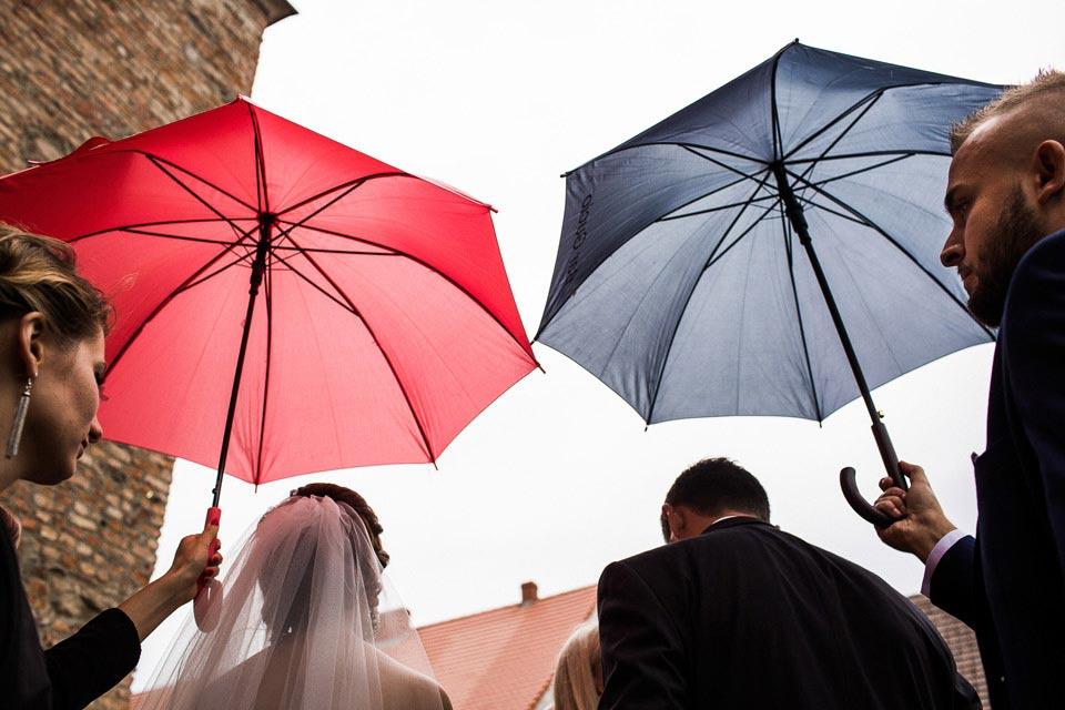 parasole na ślub