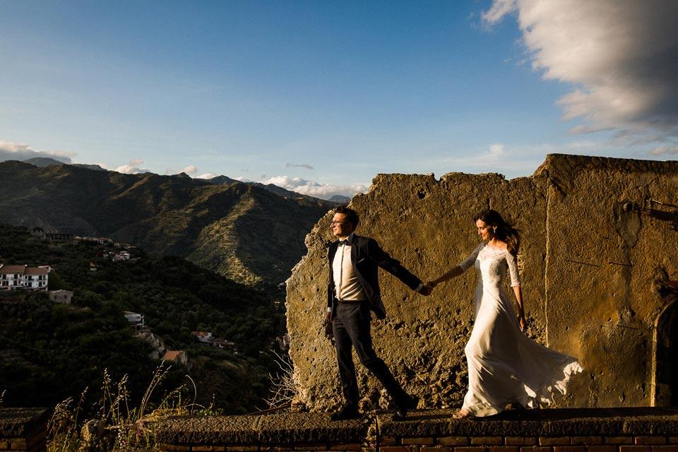 sesja ślubna na sycylii