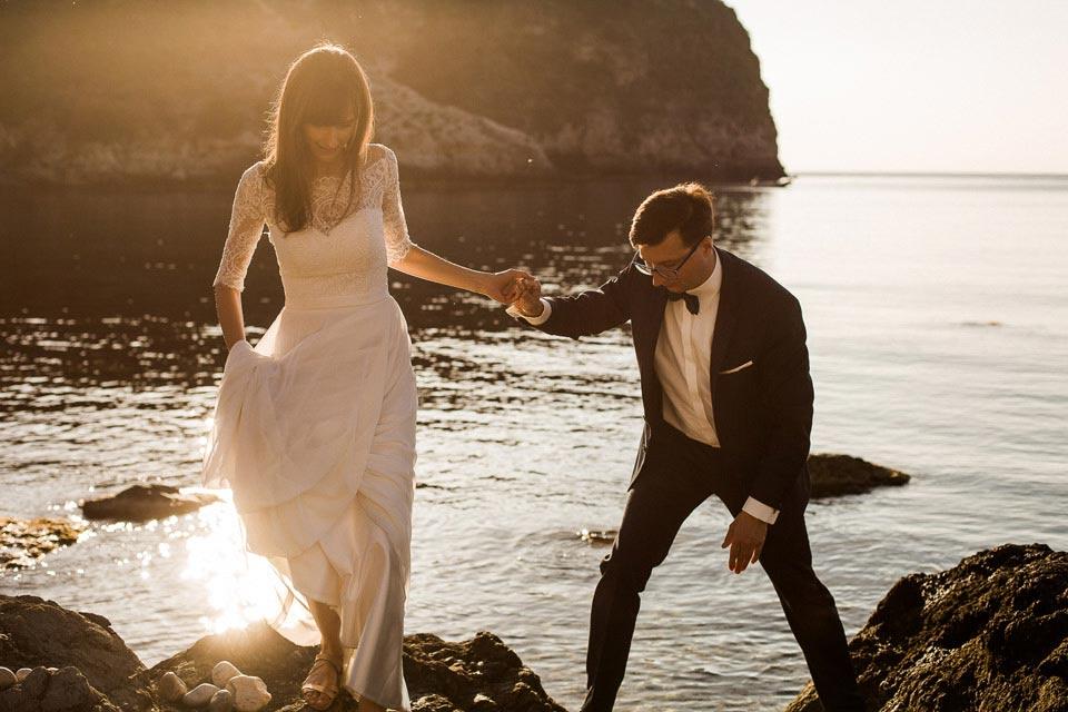 sycylia sesja ślubna