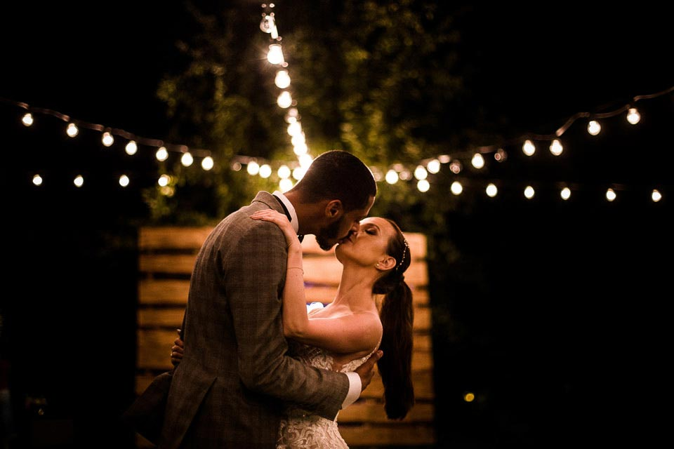 światełka na wesele