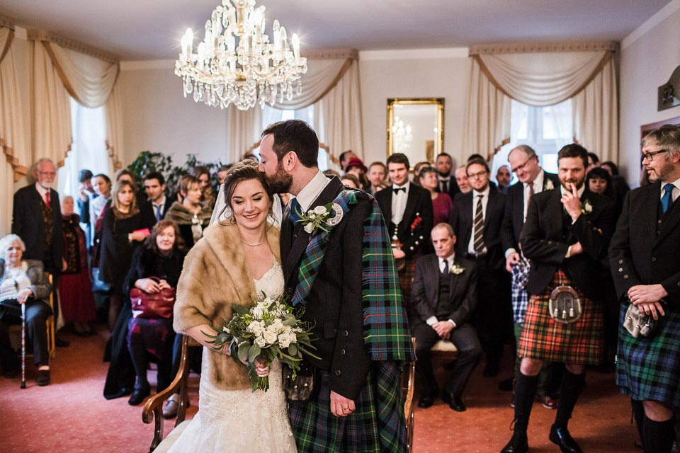 wesele polsko szkockie