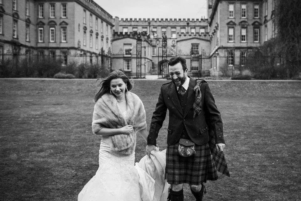 oksford sesja ślubna