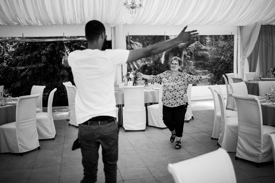 emocje podczas ślubu
