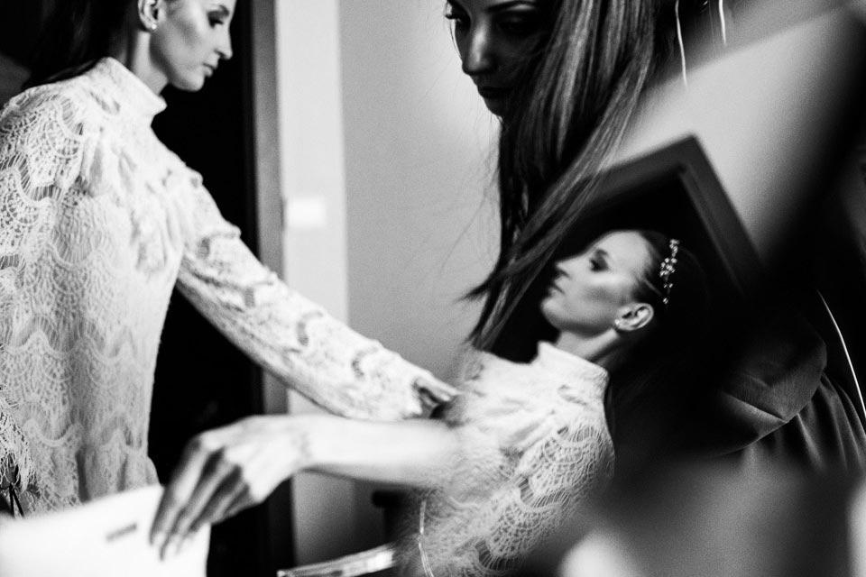 nieoczywista fotografia ślubna