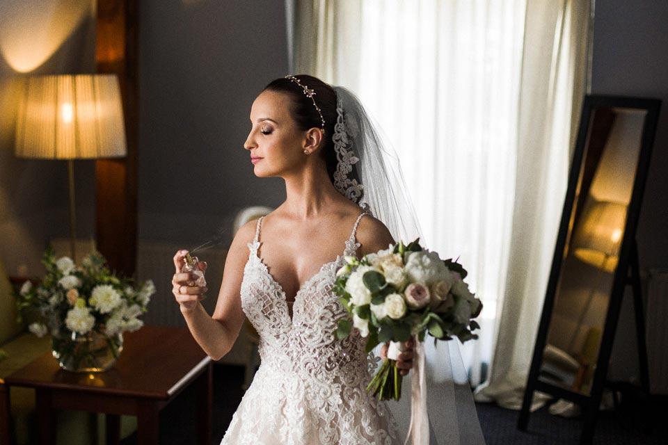 Portret w dniu ślubu