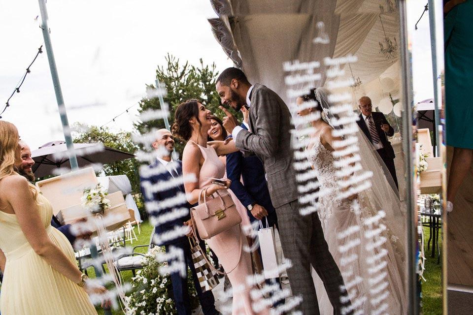 lista gości na wesele