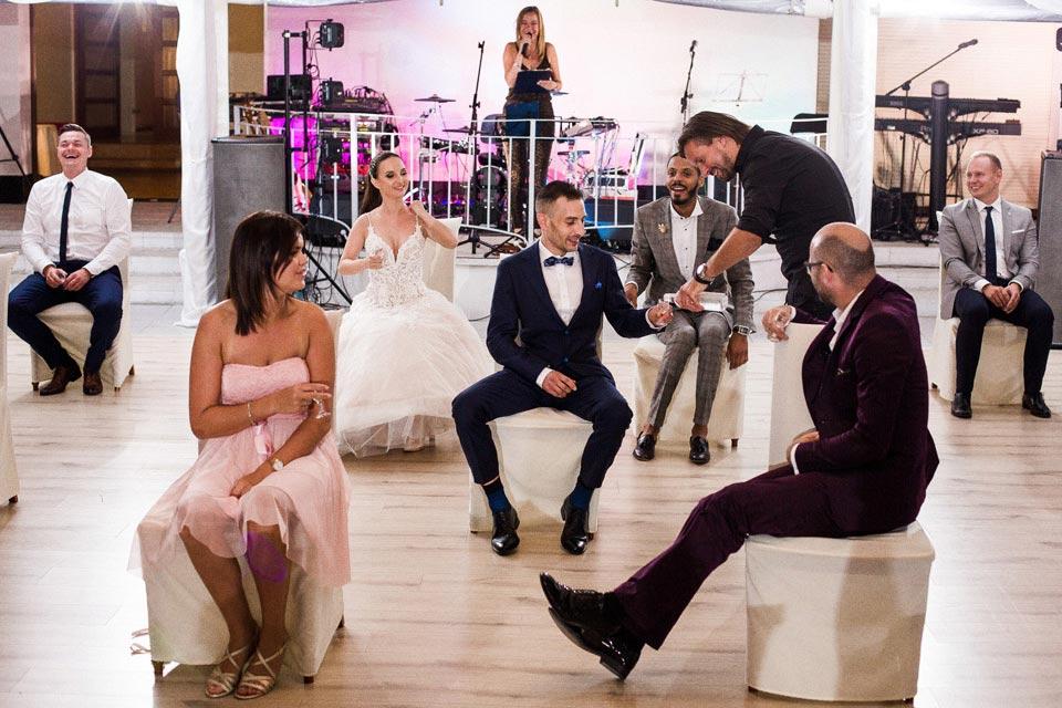 zabawy na weselu