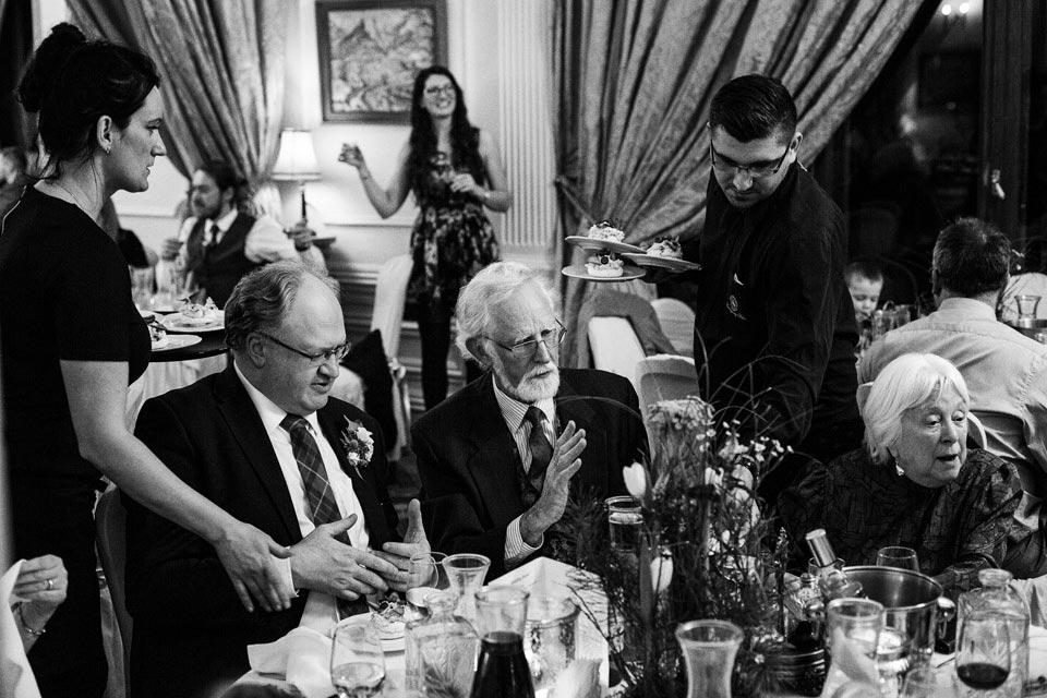 zagraniczni goście na polskim weselu