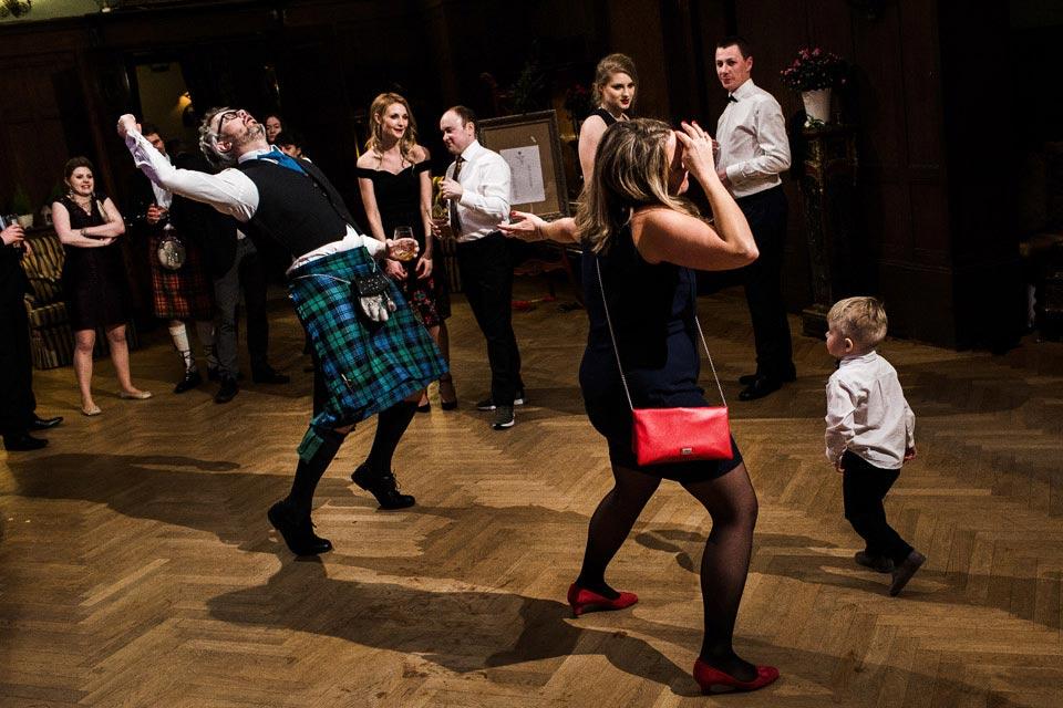 wesele szkockie