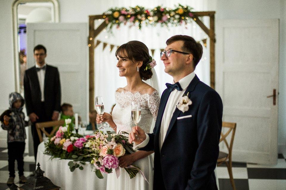 piękne dekoracje ślubne