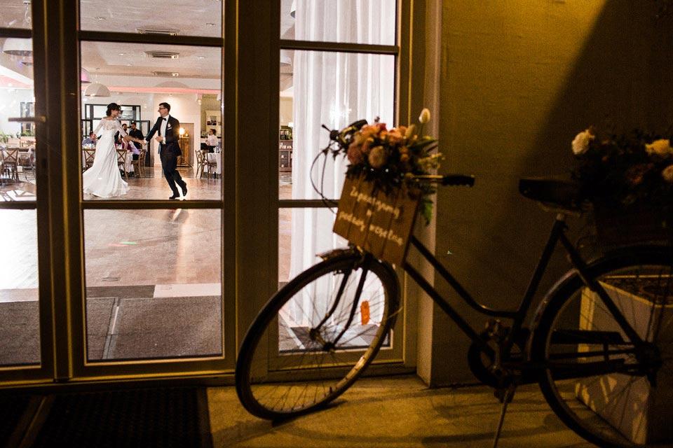 rower na ślub