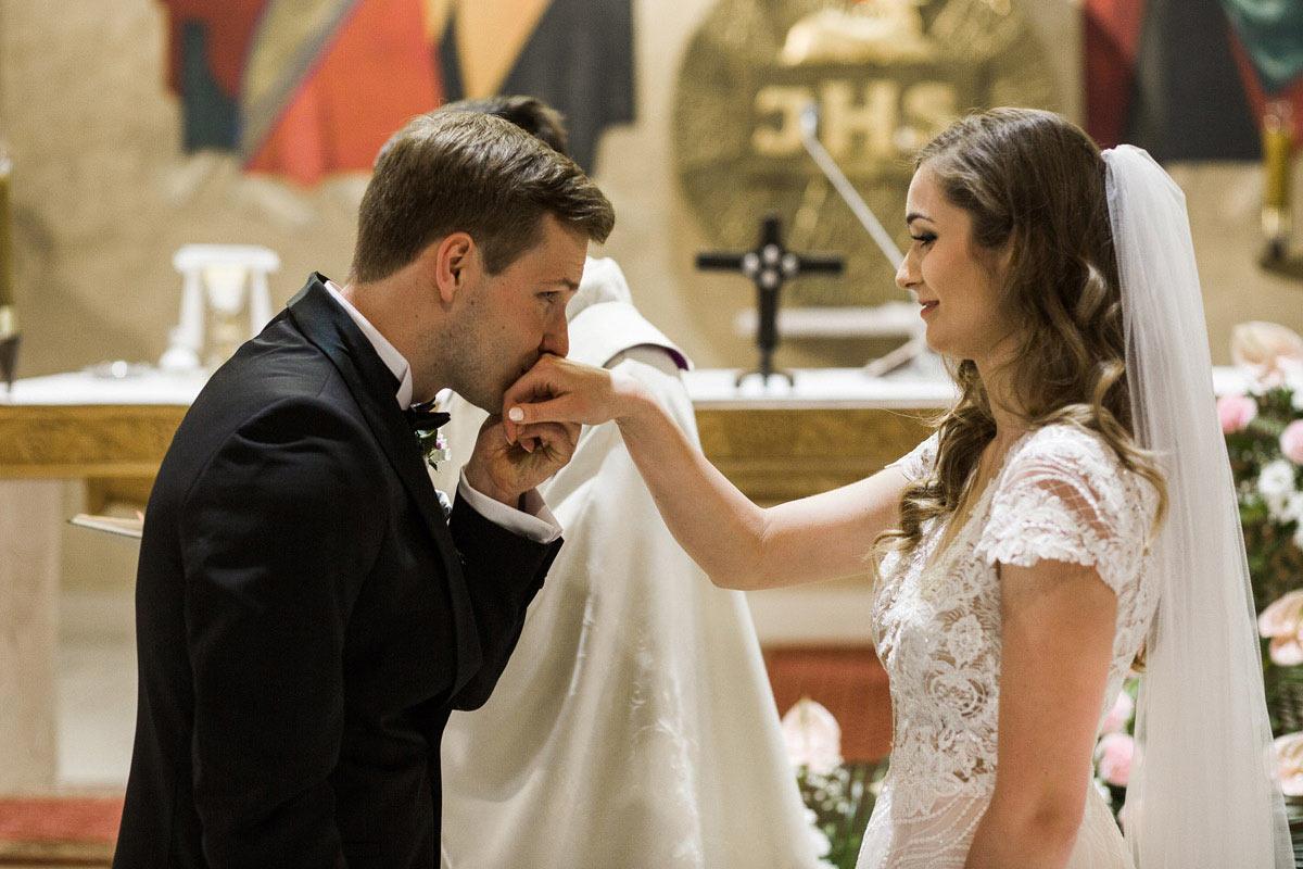 klasyczna fotografia ślubne