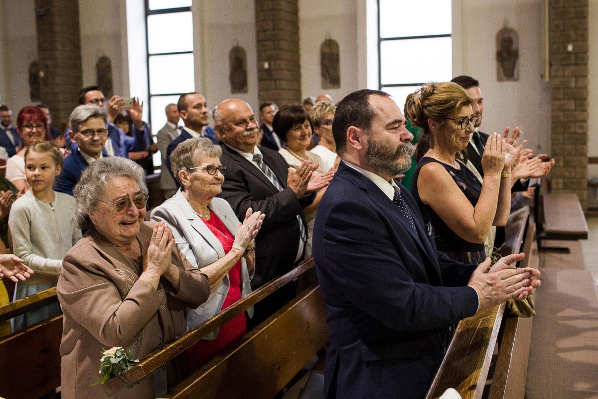 oklice szczecinka wesele