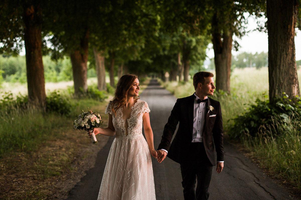 sesja w dniu ślubu