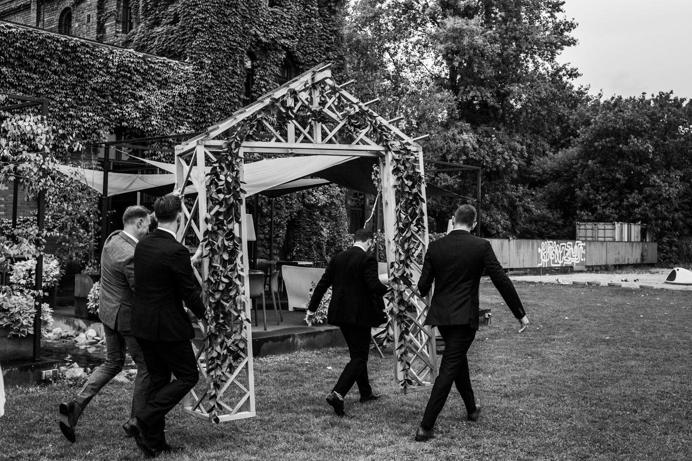 spot poznań ślub i przyjęcie weselne