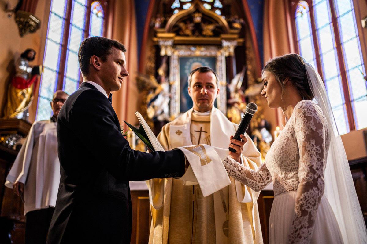 ceremonia ślubna barlinek