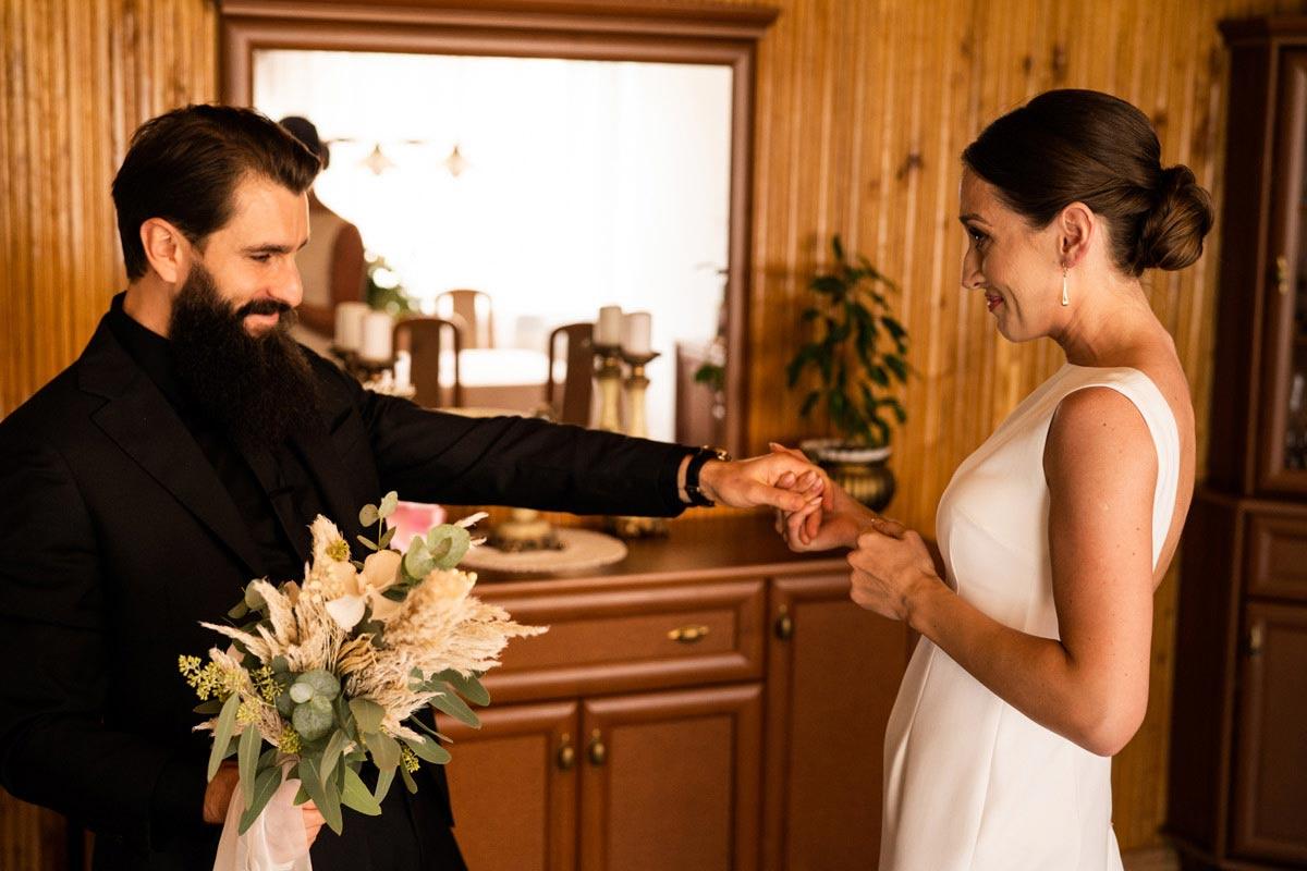 wesele w rockowym stylu