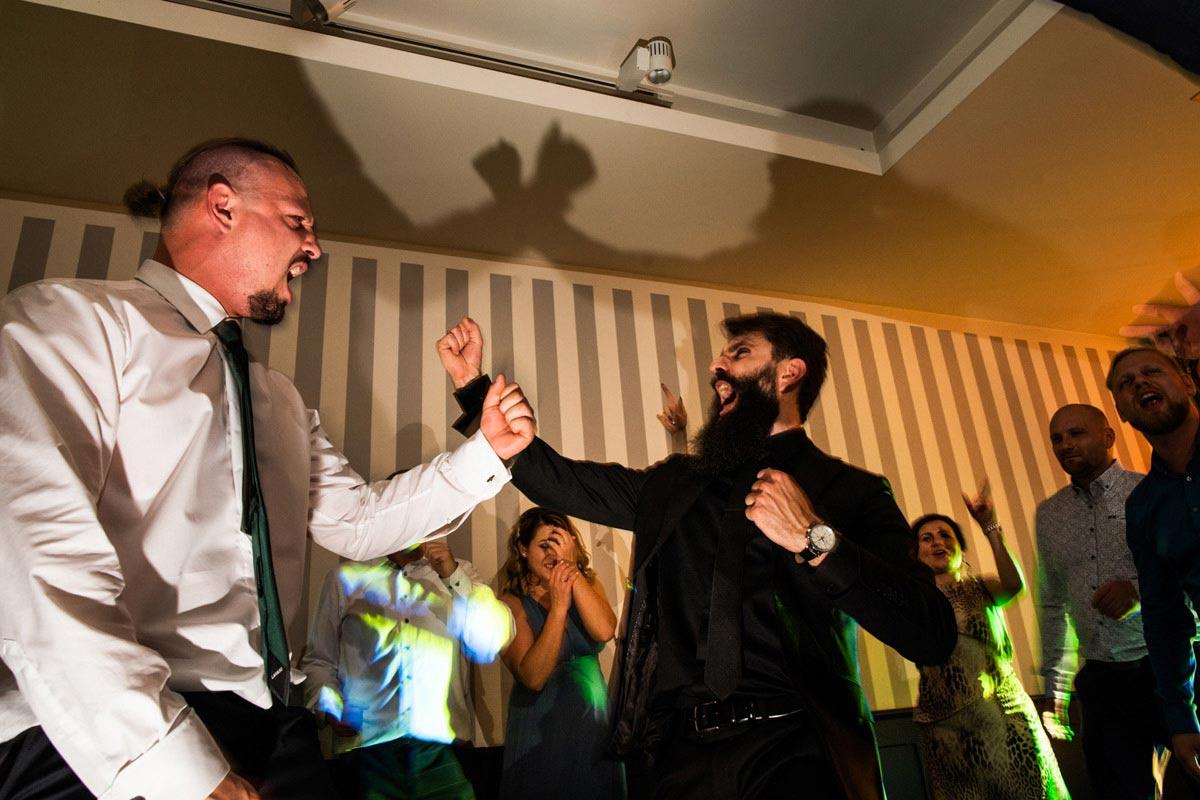 wesele w rockowym stylu w stargardzie